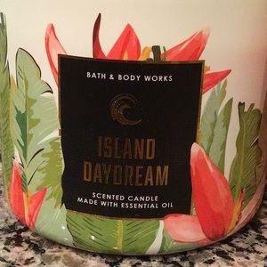 🌴 bbw island daydream candle